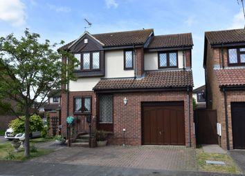 Thumbnail 3 bed detached house for sale in Craigwell Close, Staines-Upon-Thames