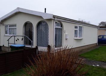 2 bed mobile/park home for sale in Beechfield Park, Hook Lane, Aldingbourne, Chichester PO20