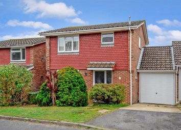Thumbnail 3 bed detached house for sale in Rustic Close, Peacehaven, East Sussex