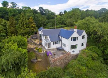 Thumbnail 3 bed detached house for sale in Castle Hill, All Stretton, Church Stretton