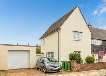 Thumbnail 2 bed end terrace house for sale in Shrapnel Road, London