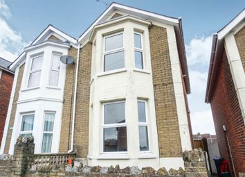 Thumbnail 3 bed semi-detached house for sale in Longmead Road, Ryde