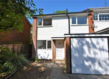 Thumbnail 3 bed end terrace house for sale in Bathurst Road, Winnersh, Wokingham, Berkshire