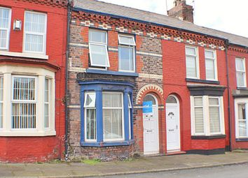 Thumbnail 3 bed terraced house for sale in Woodbine Street, Liverpool