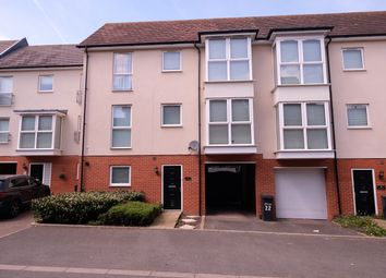 4 bed town house for sale in Pearl Square, Great Baddow, Chelmsford CM2