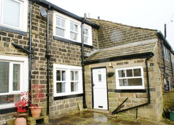 Thumbnail 1 bed terraced house to rent in Little Street, Haworth, Keighley, West Yorkshire