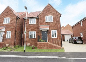 Thumbnail 4 bed detached house for sale in Field View Road, Whitfield, Dover