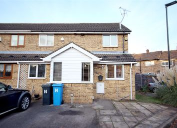 Thumbnail 1 bed end terrace house to rent in Oakes Park View, Sheffield