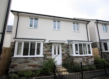 Thumbnail 4 bed detached house to rent in Cavendish Crescent, Newquay