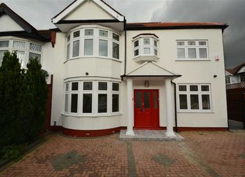 Thumbnail 5 bed semi-detached house to rent in Studley Drive, Redbridge, Essex