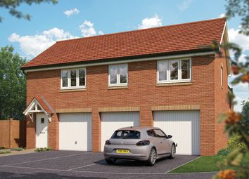 "Thumbnail 2 bed end terrace house for sale in ""The Buckthorn"" at Pixie Walk, Ottery St. Mary"
