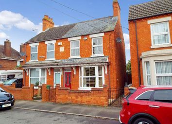 Thumbnail 3 bed semi-detached house for sale in Queens Road, Wollaston, Northamptonshire
