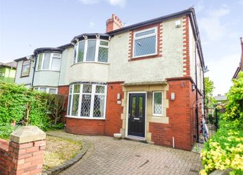 Thumbnail 4 bed semi-detached house for sale in Watling Street Road, Fulwood, Preston, Lancashire