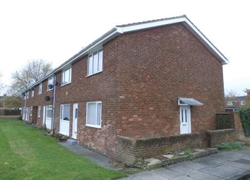 Thumbnail 2 bed flat for sale in Surrey Close, Ashington