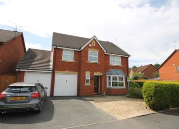 Thumbnail 6 bed detached house to rent in Carisbrooke Avenue, Warndon, Worcester