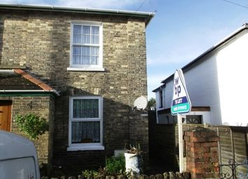 Thumbnail 2 bed property to rent in Victoria Street, Ryde