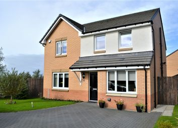 Thumbnail 4 bed detached house for sale in Roedeer Drive, Motherwell, North Lanarkshire