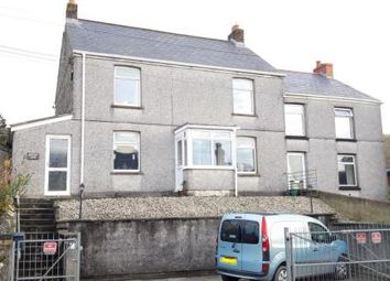 Thumbnail 3 bed semi-detached house for sale in Chapel Road, Foxhole, St. Austell