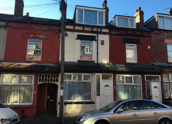 Thumbnail 4 bed terraced house to rent in Trafford Avenue, Leeds