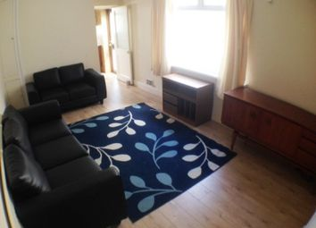 Thumbnail 4 bedroom terraced house to rent in Crwys Road, Cardiff