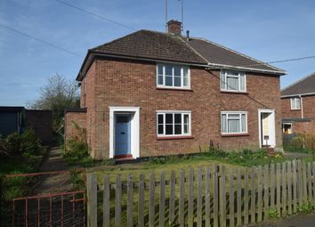 Thumbnail 2 bedroom semi-detached house to rent in Guthrum Road, Hadleigh, Ipswich