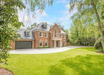 Thumbnail 7 bed detached house to rent in Prince Consort Drive, Ascot