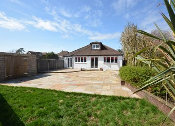 Thumbnail 4 bed detached bungalow to rent in Claremount Gardens, Epsom
