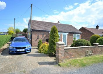 Thumbnail 2 bed detached bungalow for sale in High Road, Saddlebow, King's Lynn