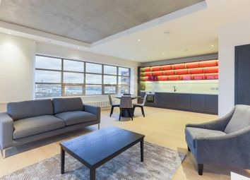 Thumbnail 2 bedroom flat to rent in Kent Building, London City Island, London