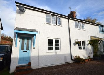 Thumbnail 2 bed semi-detached house to rent in Cranes Lane, East Budleigh, Budleigh Salterton