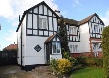 Thumbnail 3 bed semi-detached house to rent in Elmsleigh Drive, Leigh-On-Sea