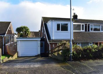 Thumbnail 4 bed semi-detached bungalow for sale in Glen Road, West Cross, Swansea