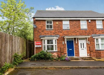 Thumbnail 3 bed end terrace house for sale in Kyngston Road, West Bromwich