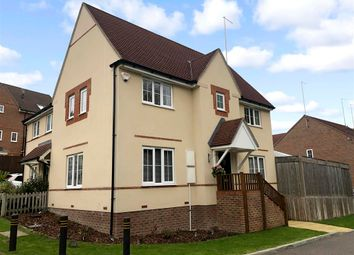 Thumbnail 3 bed link-detached house for sale in Greenhurst Drive, East Grinstead, West Sussex