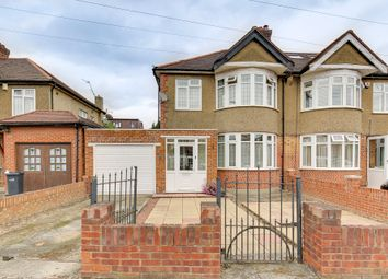 Thumbnail 3 bed semi-detached house for sale in Bury Street West, Edmonton