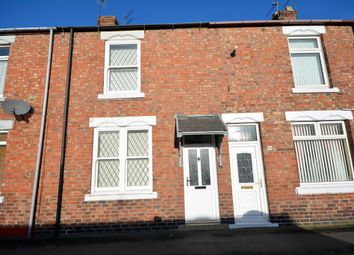2 bed terraced house for sale in Brown Street, Shildon DL4