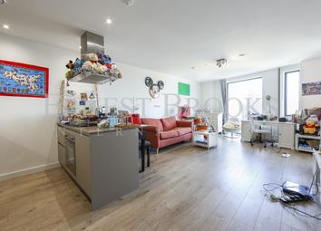 Thumbnail 1 bed flat for sale in Roosevelt Tower, Williamsburg Plaza, Canary Wharf
