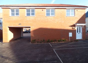 Thumbnail 2 bed flat to rent in South View Pasture, Cranbrook, Exeter