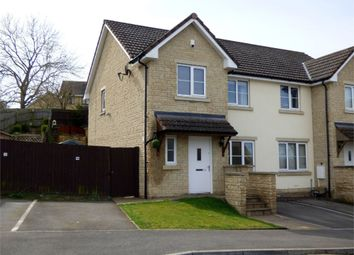 Thumbnail 3 bed semi-detached house for sale in Hazel Court, Nailsworth, Stroud