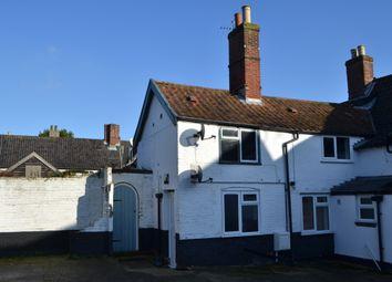 Thumbnail 1 bed flat to rent in The Thoroughfare, Starston, Harleston