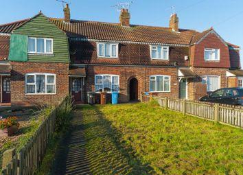 Thumbnail 2 bed terraced house for sale in Ellerburn Avenue, Hull