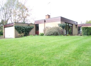 Thumbnail 3 bed detached bungalow for sale in Newton Park, Newton Solney, Burton-On-Trent