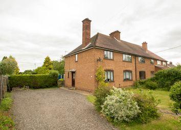Thumbnail 4 bed semi-detached house for sale in Park Lane, Castle Camps, Cambridge