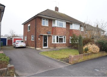 Thumbnail 3 bed semi-detached house for sale in Merryfield Drive, Horsham