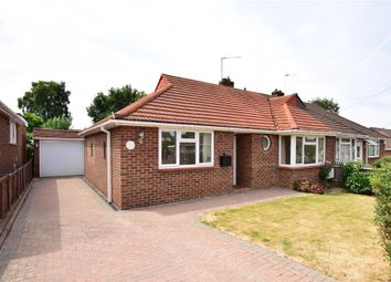 Thumbnail 2 bed semi-detached bungalow for sale in Fauchons Close, Bearsted, Maidstone, Kent