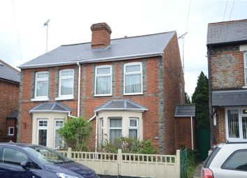 Thumbnail 2 bedroom semi-detached house for sale in Briants Avenue, Caversham, Reading