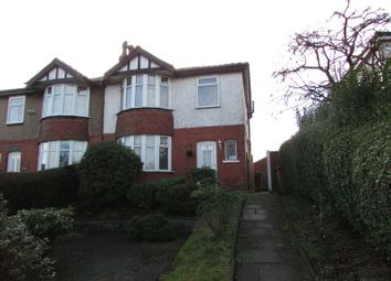 Thumbnail 3 bedroom semi-detached house for sale in Bury Old Road, Heywood