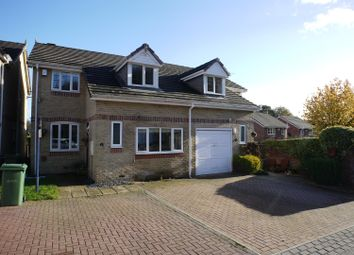 Thumbnail 4 bed semi-detached house to rent in Maple Fold, Farnley, Leeds