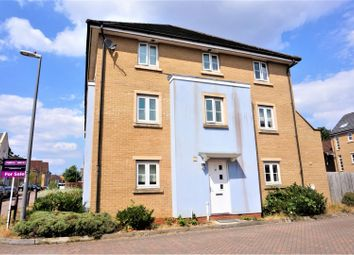 Thumbnail 4 bed end terrace house for sale in The Sidings, Siston Common