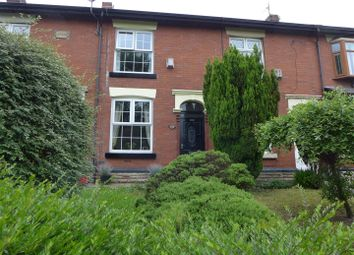 Thumbnail 2 bed terraced house for sale in Pilsworth Road, Heywood